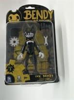 Фигурка Бенди в черниле из игры Бенди и чернильная машина