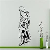 Настенная наклейка Ассасин Крид (Assassin's Creed) купить Москва