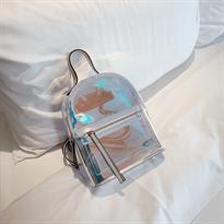 Купить Прозрачный серый рюкзак в Москве