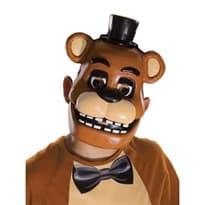 Детская маска Фредди в шляпе (Kid's Freddy 1/2 Mask) купить Москва