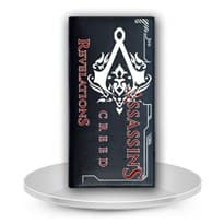 Длинный кошелек Ассасин Крид (Assassin's Creed Revelations) Цвет Черный купить Москва