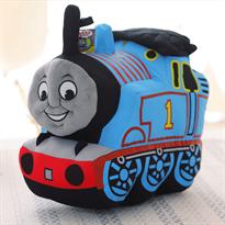 Музыкальная мягкая игрушка Паровозик Томас (30 см) купить в Москве