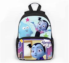 Купить Школьный розовый рюкзак с Ви и Деми (Вампирина) в Москве