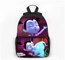 Школьный розовый рюкзак с Удивительной Ви и Деми купить в Москве