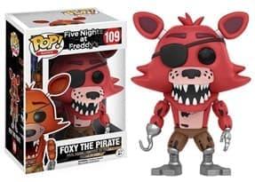 Фокси игрушка пират2