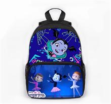 Школьный розовый рюкзак с Вампириной Балериной купить в Москве