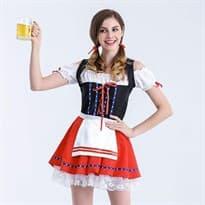 Женский баварский костюм купить в Москве