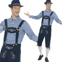 Купить Мужской костюм для Октоберфеста