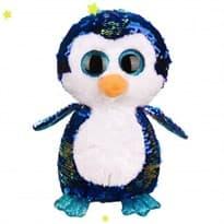 Мягкая игрушка Пингвин с пайетками купить Москва