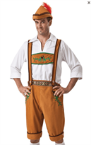 Купить мужской баварский костюм для октоберфеста