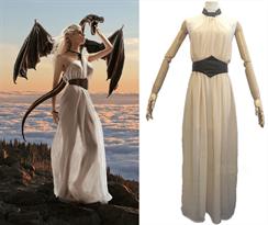 Легкое платье для косплея Дайенерис Матери Драконов купить