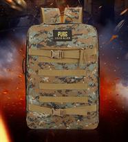 Коричневый рюкзак PUBG 45см купить в Москве