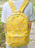 Школьный рюкзак Гудетама (Gudetama) купить в Москве