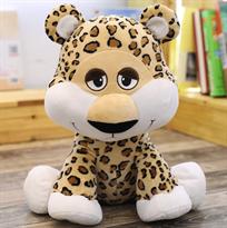 Плюшевый леопард (45 см) купить в Москве