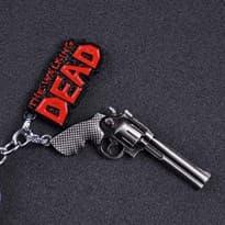 Брелок Револьвер из сериала Ходячие Мертвецы купить Москва
