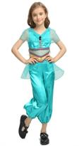 Красивый костюм девочки Джина купить в Москве