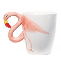 Кружка Розовый Фламинго