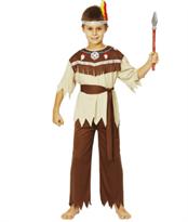 Костюм индейца детский для мальчиков купить