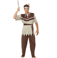 Костюм индейца для мужчин