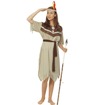 Костюм индейца для женщин покахонтас