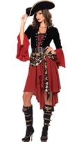 Купить женский костюм пирата