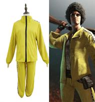 Купить Желтый спортивный костюм из ПУБГ (ПАБГ/PUBG)