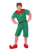 Костюм Эльфа Санта Клауса для взрослых