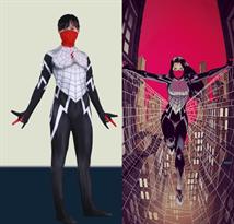 Купить костюм Шелк Синди Мун из Человека-Паука (Spider-Man)