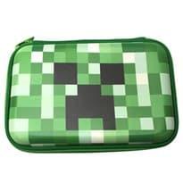 Зеленый пенал Крипер из игры Майнкрафт купить