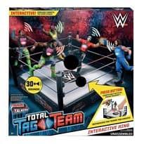 Ринг для реслинга (WWE Tough Talkers Total Tag Team Interactive Ring)