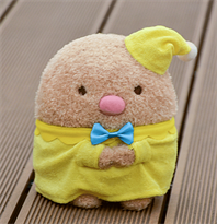 Мягкая игрушка Тонкацу Сумико Гураши (Tonkatsu Sumikko Gurashi) купить