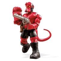 Подвижная мини-фигурка Хеллбой (Hellboy MCX Heroes Series 4) купить Москва