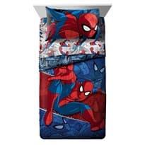 Постельное белье Полет Человека-Паука купить