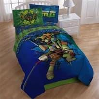 Постельное белье Черепашки ниндзя (Teenage Mutant Ninja Turtles) купить