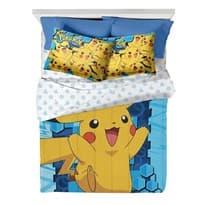 Постельное белье Пикачу (Pokémon Big Pika) купить