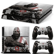 God of War 3 наклейка