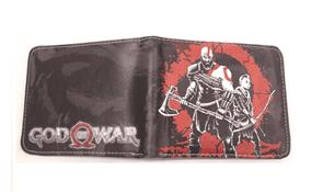Купить кошелек Кратос с сыном God of War 3