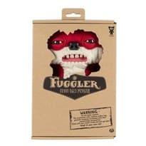 Плюшевый монстр Красный Лис Фугглер (Fuggler) 27 см