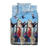 Постельное белье Городские герои (Человек-Паук) купить