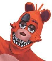 Маска Фокси из игры 5 ночей с Фредди (Five Nights At Freddy's Foxy) купить Москва