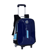 Купить Тёмно-синий рюкзак на гелиевых колёсах