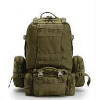 Тактический рюкзак (Зеленый)