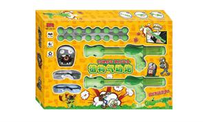 """Купить Игровой набор """"Зомби против Растений"""" 2 Горохострела (2 Peashooters Plants vs. Zombies)"""