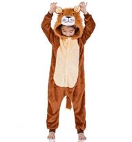 Купить кигуруми Лев для детей