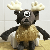 Купить игрушку циклоп олень