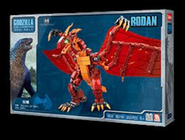 Конструктор Родан (Godzilla 2 Rodan) купить