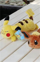 Купить Пенал спящий Пикачу (Pikachu Pokemon)
