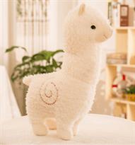 Плюшевая игрушка Альпака (45 см) купить в Москве