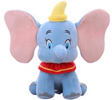 Плюшевый игрушка слоник Дамбо (28 см) купить