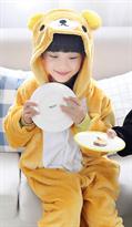 Купить Кигуруми Рилаккума для детей